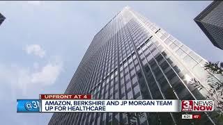 الأمازون, BH, JP مورغان خلق الرعاية الصحية غير الربحية