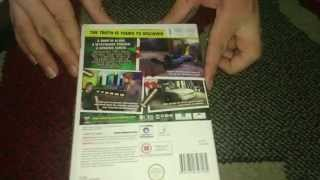 Nostalgamer Unboxes CSI Crime Scene Investigation Hard Evidence On Nintendo Wii UK PAL System