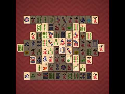 Mahjong Solitaire Tile Matching Puzzle