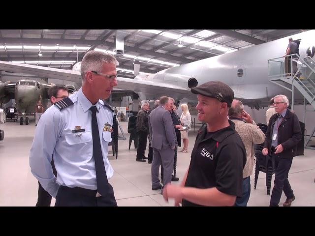 Orion Handover WGCDR Colin Smith 2018 12 08