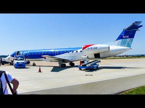 TRIPREPORT • BRQ - MUC - HAM | Bmi Regional | Lufthansa | Economy