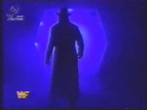 The Undertaker entrance at SummerSlam 1994
