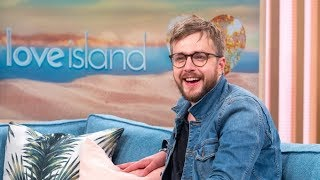 Iain Sterling INTERVIEW - Voice Over LOVE ISLAND ITV2 - Stand Up Comedian UK Tour - Virgin 4K HD