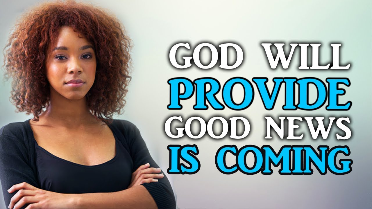 GOD ALWAYS PROVIDES DON'T WORRY ABOUT IT - Inspirational & Motivational video