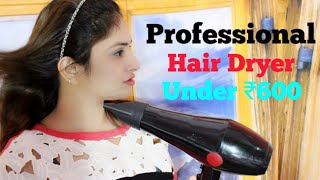 Professional Hair Dryer under ₹600 Chaoba Blow Dryer