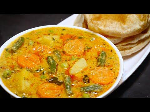 poori-masala-curry-hyderabadi-cafe-style-recipe  -పూరి-కర్రీ-ఇలా-చేయండి-రెండు-పూరీలు-ఎక్కువ-తింటారు