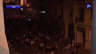 رؤيا ترصد احتجاجات اللبنانيين من بيروت - (21-10-2019)