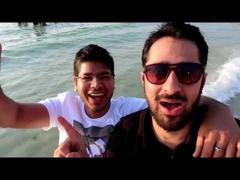 Revealing my first ever car in UAE I Fun Time at Ajman Beach