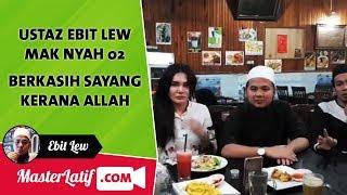 Download Video Ebit Lew Dengan Mak Nyah Berkasih Sayang Kerana Allah : Part 2 MP3 3GP MP4