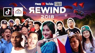 PINOY YOUTUBE REWIND 2018