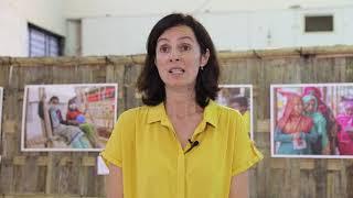 Coordenadora humanitária explica desafios em Cox\'s Bazar