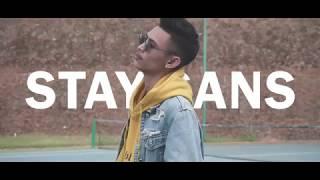 Video RAJA BONAMI  - STAY SANS [ Official Music Video ] download MP3, 3GP, MP4, WEBM, AVI, FLV Oktober 2018