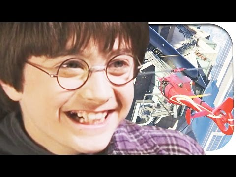DER HARRY POTTER LACHFLASH!
