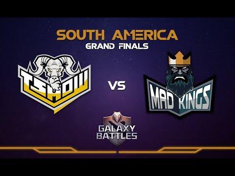 TSR vs Mad Kings Game 2 - Galaxy Battles II SA Qualifier: Group A Grand Finals - @Robnrollgaming