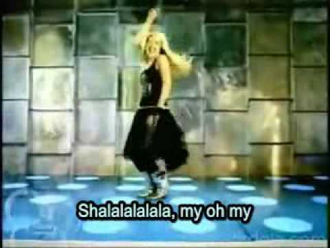 Ashley Tisdale - Kiss The Girl [HQ] (With Lyrics on Screen)