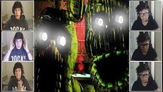 ESTAMOS LOUCOS?! - Five Nights at Freddy's 3 (Parte 3)