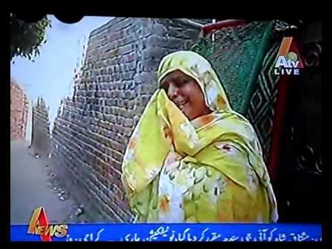 WAZIRABAD Cheema Colony ,Demolish the wall of citizen' s home By TMA