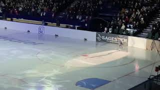 Камила Валиева Чемпионы на льду Казань 02 04 2021