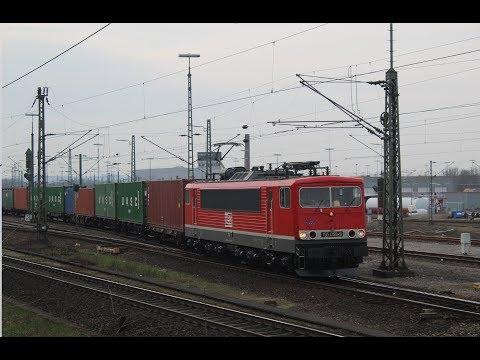 Maschen Rail Yard. (Germany 13.04.18)  Part.1