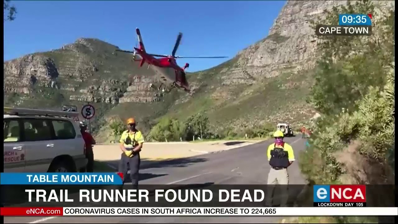 Trail runner found dead - eNCA