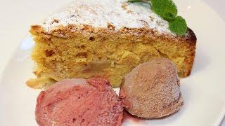 ШАРЛОТКА. Самый вкусный рецепт яблочного пирога(Пришла осень. Руки так и тянутся к яблокам, чтобы приготовить вкуснятину. Сегодняшний рецепт будет для мног..., 2016-10-26T13:30:01.000Z)