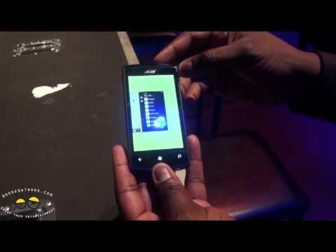 Acer Allegro Hands-On Demo