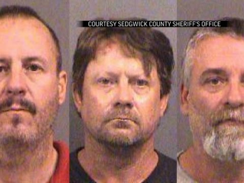 3 Arrested in Alleged Bomb Plot in Kan.