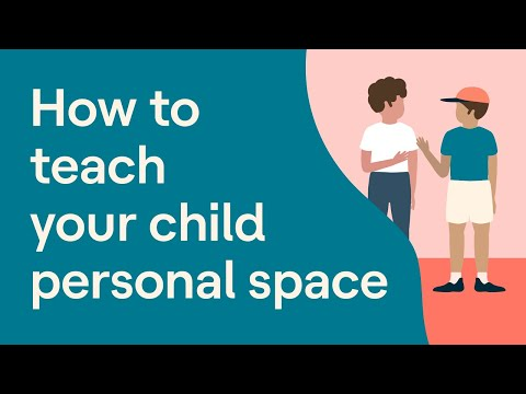 Teaching Kids Personal Space | Kids Standing Too Close