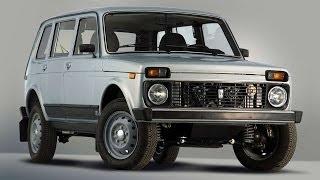 #804. ВАЗ 2131 Niva 1995-2009 (супер видео)
