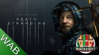 Death Stranding Review - It made me cry! (Video Game Video Review)