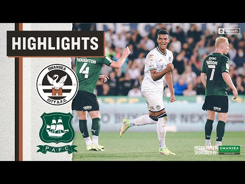 Swansea Plymouth Goals And Highlights