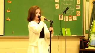 Gracie Phillips Talent Audition Part Two