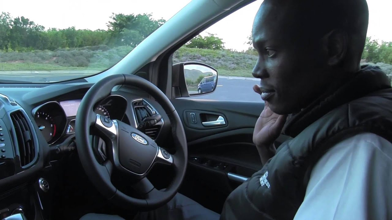 """Taking Ford's new """"Kuga"""" off road - YouTube"""