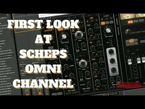 THIS ANDREW SCHEPS CHANNEL STRIP IS GOD LEVEL!!!