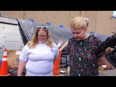 Captain's Blog 5 10 2018 Vinegar Baking Soda Mixture Testing
