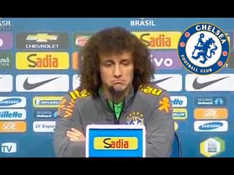 David Luiz: 'I Forgot Chelsea Aren't In The Champions League!'