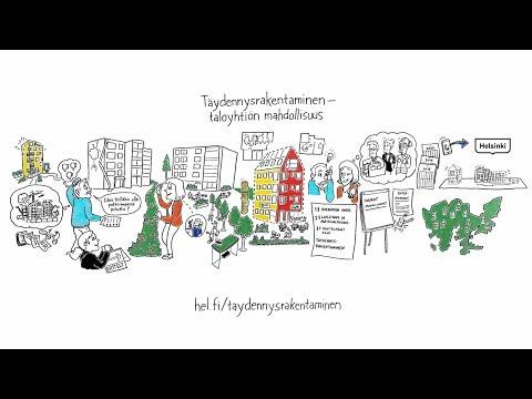 Täydennysrakentaminen – taloyhtiön mahdollisuus