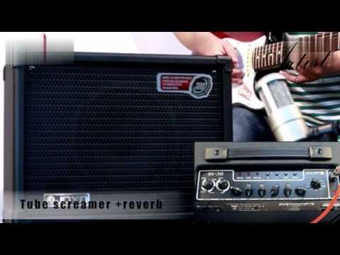Joyo DC30 30 Watt Guitar Amplifier Demo