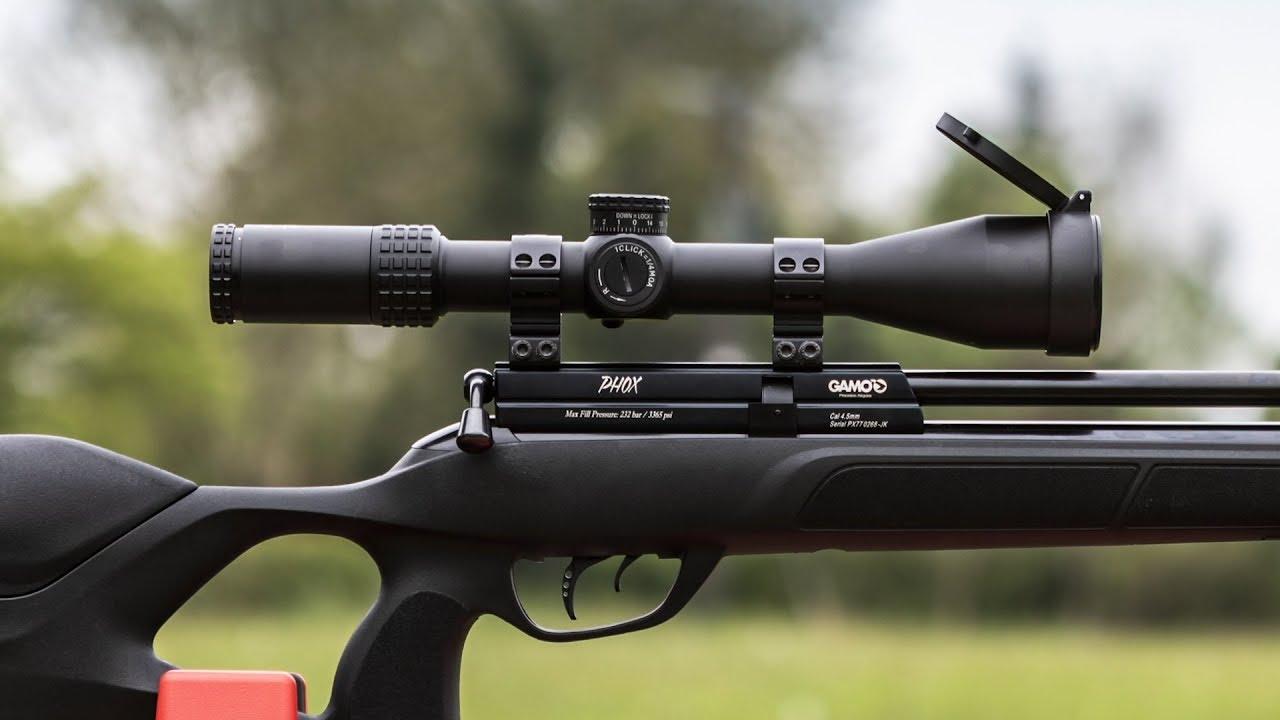 REVIEW: Gamo Phox Airgun / Urban / BSA Buccaneer Lookalike - Ideal Starter  PCP Air Rifle