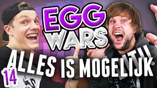 ALLES IS MOGELIJK in EGGWARS ft. Enzo!