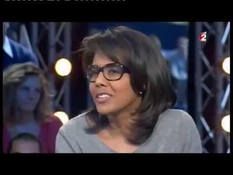 Audrey Pulvar - On n'est pas couché 18 décembre 2010 #ONPC