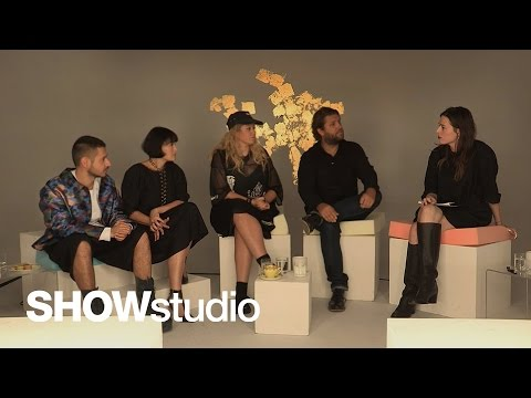 Marc by Marc Jacobs Womenswear - Spring / Summer 2015 Panel Discussion