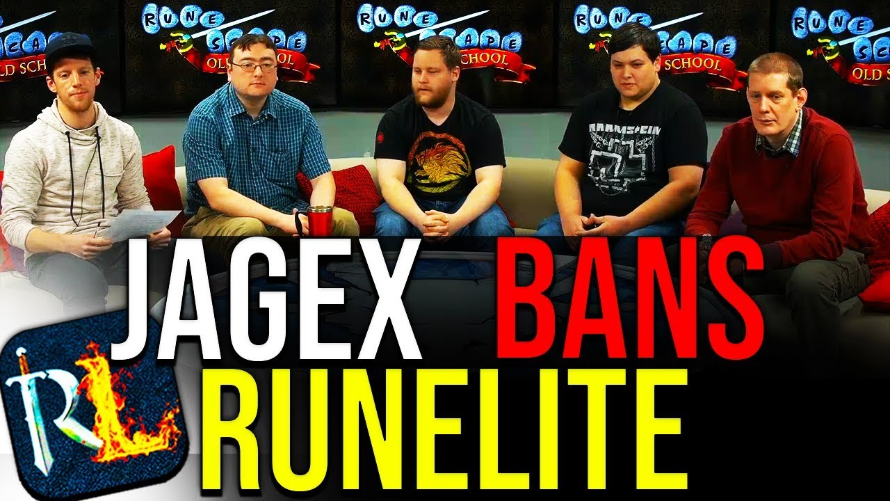 Jagex Bans RuneLite, Streamers React To RuneLite, HCIM Makes Mistake OSRS