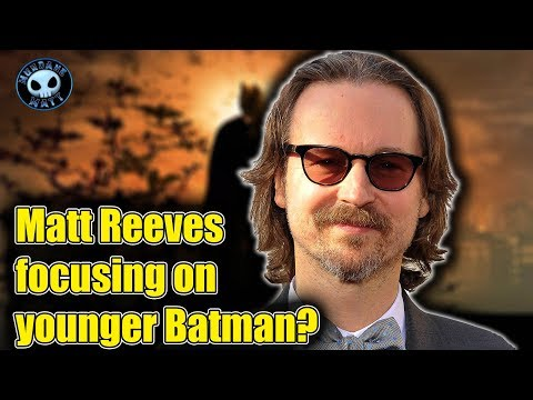 Matt Reeves might focus on young BATMAN