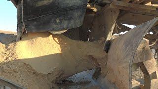 Забитый бункер(Вот примерно таким обвалом зацепило переходной мостик., 2014-07-19T21:11:12.000Z)