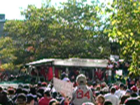 2004 Boston Red Sox World Series Parade Part 2