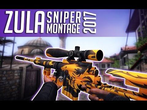 Zula Sniper Montage 2017 - Cheytac M200 Yılrırım - JrHoca42