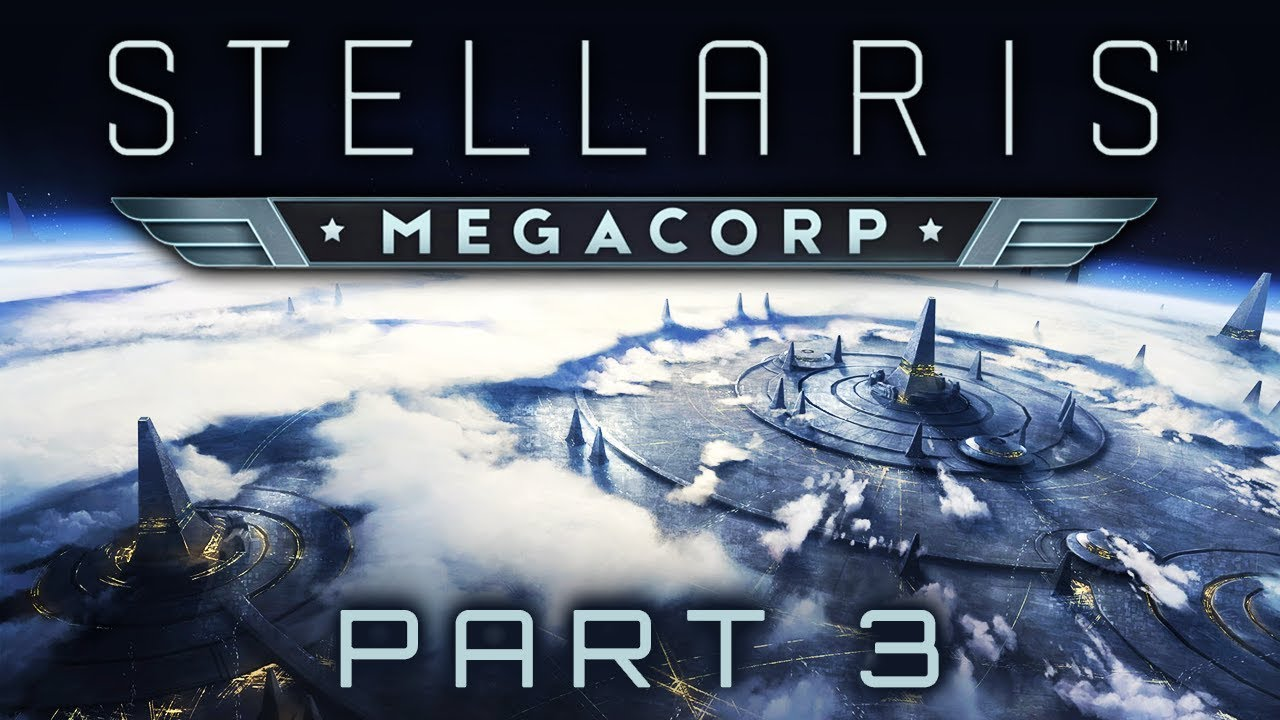 Stellaris: MegaCorp - Part 3 - The Dimension of Suffering