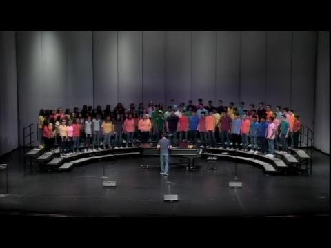 Southwest Junior High School Choir | Spring Colors
