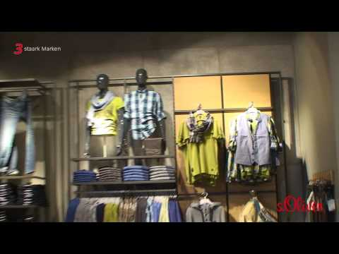 s.Oliver, Gerry Weber, Comma Fashion Stores Luxembourg